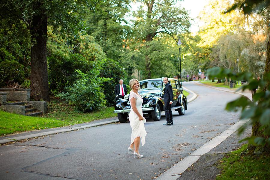 Bröllopsfotograf i Göteborg; Särö