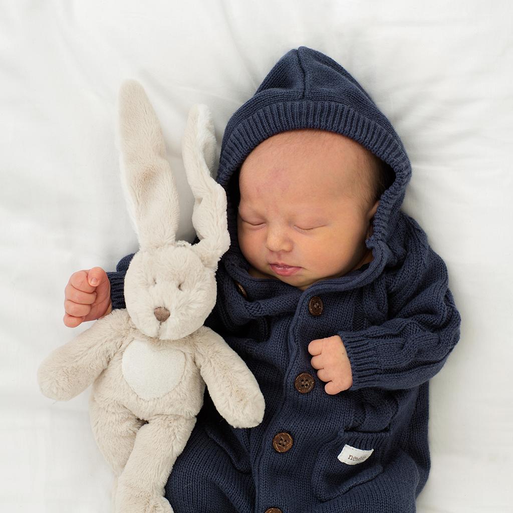 nyföddfotografering kaninen emmelifoto