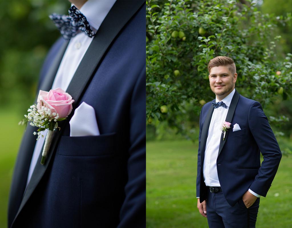 bröllopsfotograf brudgum