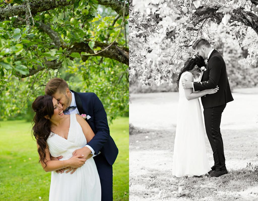 bröllopsfotograf linköping emmelifoto slatterfors
