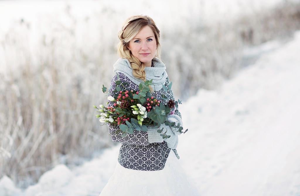 bröllopsfotograf emmelifoto mrs manfred odd molly vinterbröllop