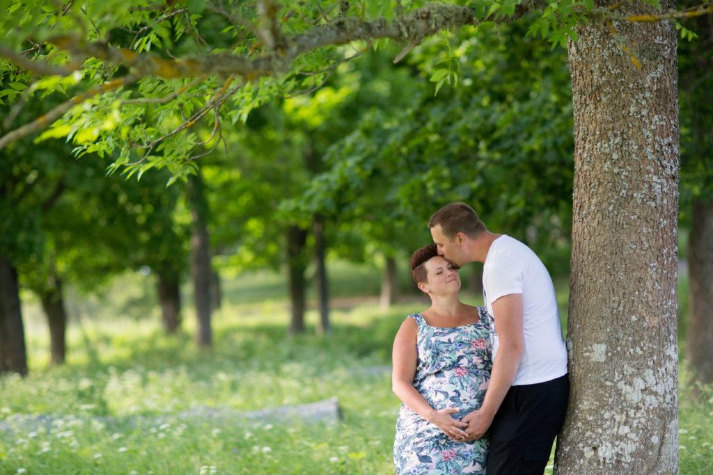 gravid emmelifoto gravidfotografering motala