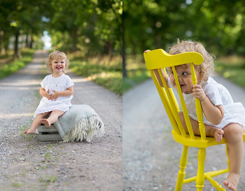 barnfotografering Linköping Vadstena Motala familjefotografering fotograf Emmelifoto