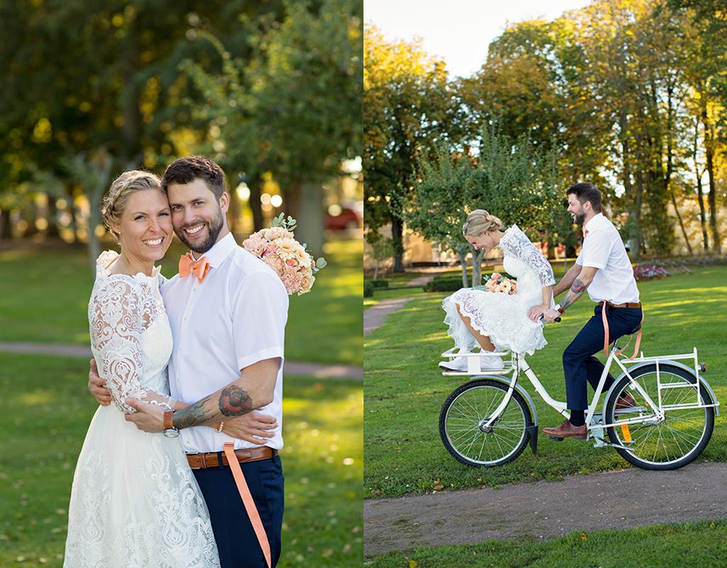 bröllop vadstena bröllopsfotografering vadstena longboard bröllop fotograf emmelifoto