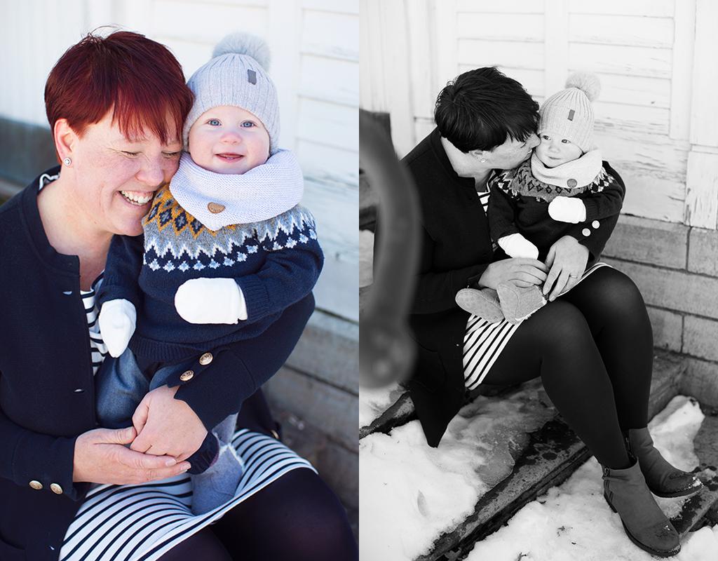 Emmelfoto fotoblogg fototips familjefotografering i snön barnfotografering fotograf örebor norrköping linköping