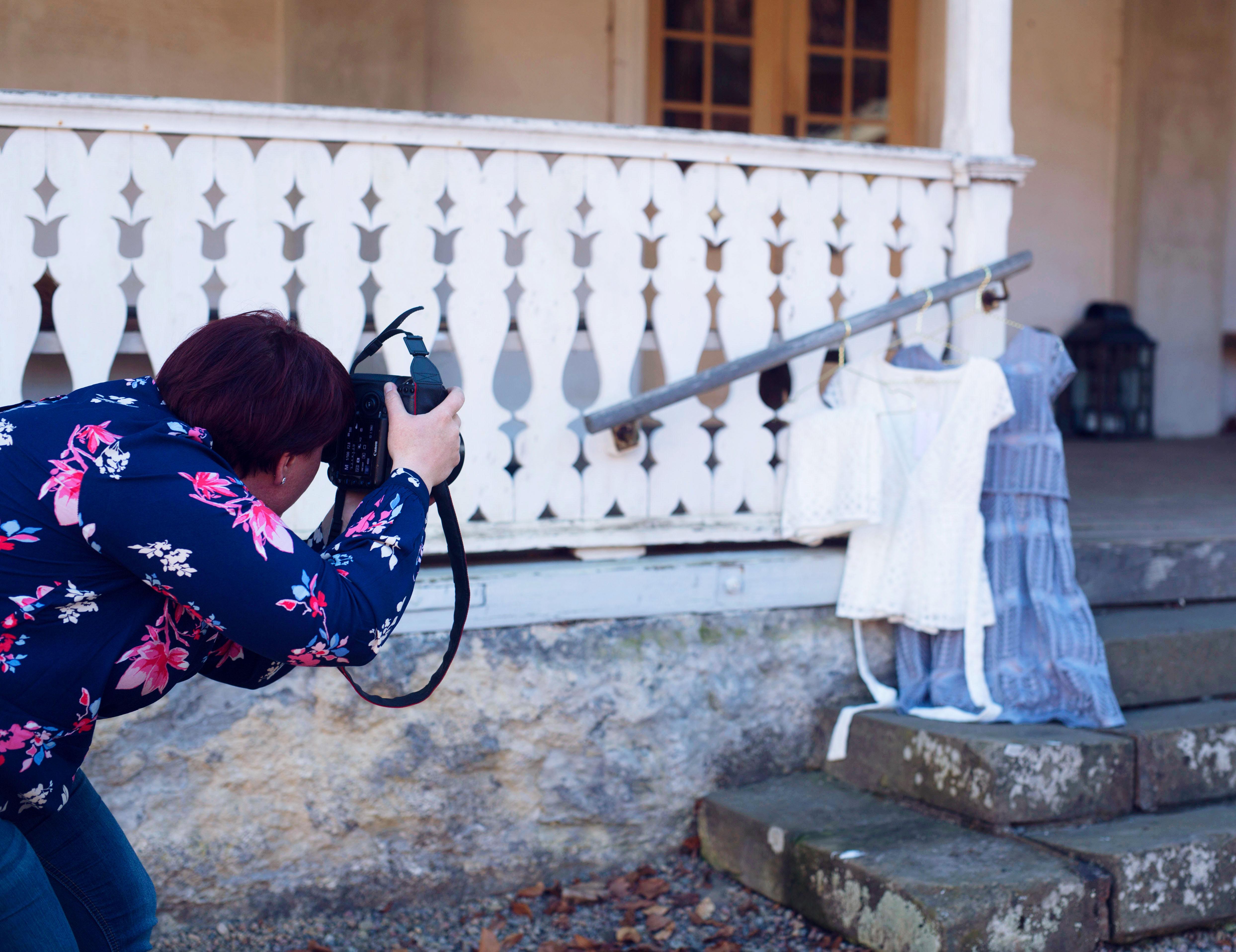 Tips inför en stylad fotografering