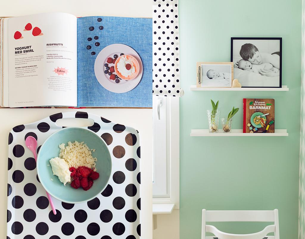 Emmelifoto barnmat Johanna westmans barnmatsbok barnmatsrecept risifrutti gör egen barnmat