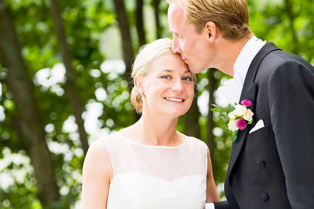 Ett av mina första bröllop 2012